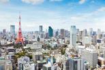 Excursão de um dia pela Torre de Tóquio, com cerimônia do chá e cruzeiro no Rio Sumida