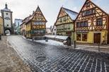 Três dias de Frankfurt a Munique - Rota Romântica, Rothenburg, Hohenschwangau, Neuschwanstein