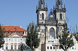 Tur längs kungsleden i Prag