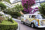 San Francisco Small-Group Love Tour in 70s Hippie Van