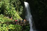 La Paz Waterfall Gardens & Safari in Sarapiqui River from San Jose