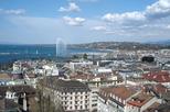 Excursão pela cidade de Genebra
