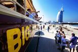 Excursão da Big Bus em ônibus panorâmico pela cidade de Dubai