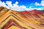 Excursão de dia inteiro para a Montanha do Arco-íris, saindo de Cusco
