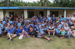 Cultural Quad Bike Adventure in Fiji