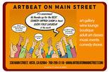 Improv comedy show at artbeat on main street in vista in vista 354920