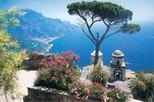 Excursão privada: Excursão de um dia a Sorrento, Positano, Amalfi e Ravello a partir de Nápoles