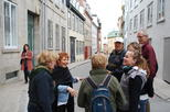Quebec Old City Walking Tour with Upper and Lower Towns