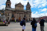 Guatemala City Sightseeing Tour with Local Guide, Hotel Pickup