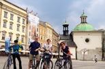 Excursão turística de bicicleta por Cracóvia