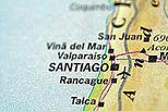 Santiago airport private arrival transfer in santiago 40787