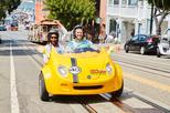 San Francisco Combo: Alcatraz and GPS-Guided GoCar Tour