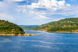 Cruzeiro turístico pelo Fiorde de Oslo