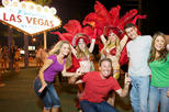 Las Vegas City Lights Night Tour by Open-Air Jeep
