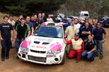 Barossa rally car drive 2 car blast 16 laps and ride experience in barossa valley 350591