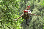 Congo Trail Canopy Tour from Playa del Coco