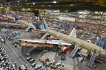 Boeing Factory, Future of Flight Aviation Center from Seattle