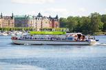 Excursão em barco panorâmico pela cidade de Estocolmo