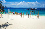 Self guided private day tour of wuzhizhou coral island with chauffeur in sanya 391101