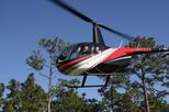 Passeio de helicóptero em Orlando saindo da área da International Drive