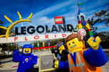 Florida Legoland Resort With Rides, Shows, Attractions