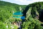 Excursão particular: Viagem de um dia para os Lagos de Plitvice saindo de Zagreb