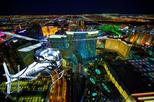 Las Vegas Night Strip Flight with VIP Transport