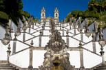 Viagem de um dia a Guimarães e Braga a partir de Porto