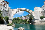 Viagem diurna para a Bósnia e Herzegovina, incluindo Medjugorje e Mostar