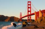 Golden Gate Bridge and SF Coast Walking Tour