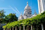 Super Saver Montmartre and Sacré Coeur Tour plus City of Light Night Tour
