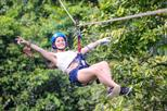Half-Day Zip Line Small-Group Guided Adventure from La Fortuna