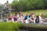 Florida Everglades Airboat from Fort Lauderdale