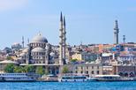 Excursão da Big Bus em ônibus panorâmico pela cidade de Istambul