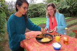 Authentic Costa Rican Cooking Demonstration with Locals on Their Organic Farm