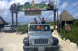 Cozumel Private Custom Jeep Tour with Lunch and Snorkeling