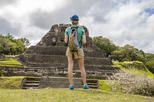 Xunantunich Mayan Ruin and Cave Tubing from Placencia