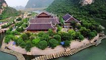 Group Tour Bai Dinh Pagoda & Trang An Eco Tour, Hanoi, Eco Tours