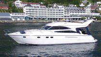 Fjord cruise on the Hardanger Fjord and Bergen - Princess 50 yacht, Bergen, Day Trips