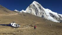 Everest Base Camp Helicopter landing tour, one day Private flight from Kathmandu, Kathmandu, ...