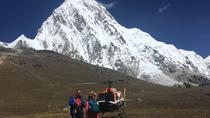 Everest helicopter landing tour in Sharing charter chopper on certain dates, Kathmandu, Helicopter ...
