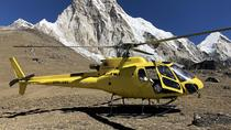 Everest private helicopter tour for 2 pax with landing at base camp & breakfast, Kathmandu, ...