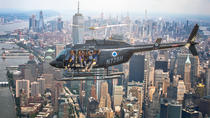 NYC experience 16-19 minutes Doors off, New York City, Air Tours