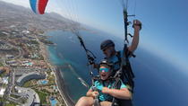 High Performance Paragliding Tandem Flight in Tenerife South, Tenerife, Paragliding