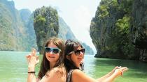 Day-Trip to James Bond Island by Premium Speedboat from Phuket, Phuket, Kayaking & Canoeing