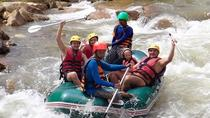 White Water Rafting with Adventure Activities from Phuket Including Lunch, Phuket, White Water ...