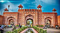 Old Jaipur walking tour, food tasting, visit the local artisan's home & family, Jaipur, Walking...