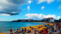 St Maarten Shore Excursion: Beaches and Shopping in Marigot, Philipsburg, Half-day Tours