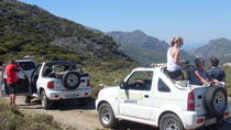 Crete Jeep Safari, Creta