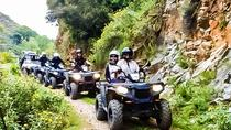 Halbtägige Rethymno Quad-Safari, Crete, 4WD, ATV & Off-Road Tours